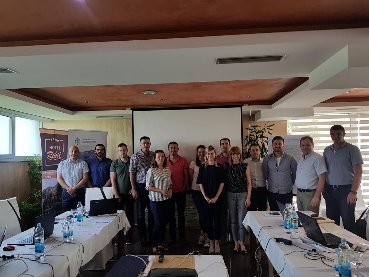 Maintenance Management System Basic Training -Bihac, Bosnia